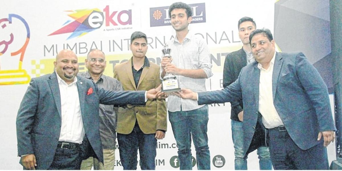 Aussie IM Rishi Sardana emerges champion