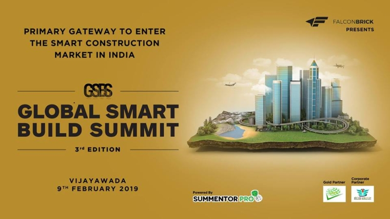 3rd Edition Global Smart Build Summit 2019