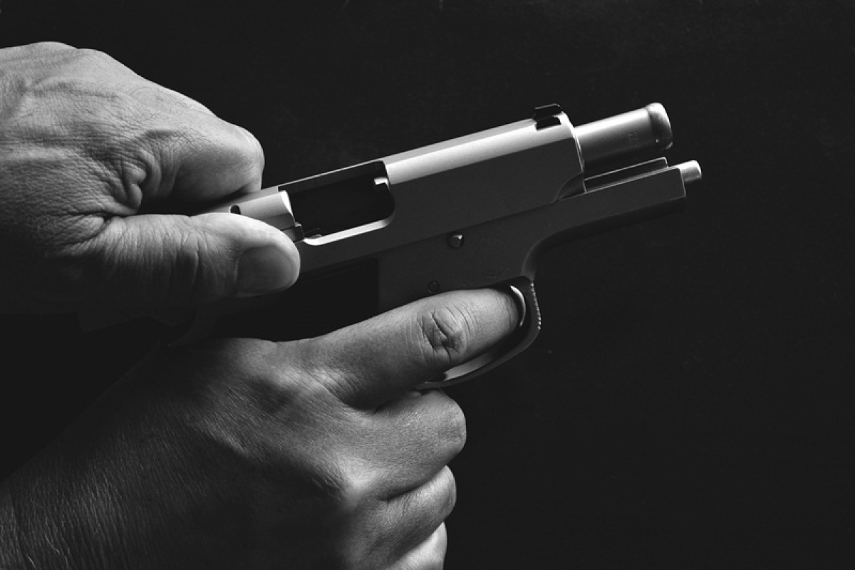 25-year-old shot at for marrying woman from same 'gotra'