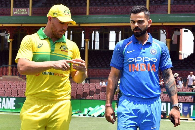 India vs Australia 1st ODI at Sydney! LIVE Scorecard, Online streaming; when and where to watch in India