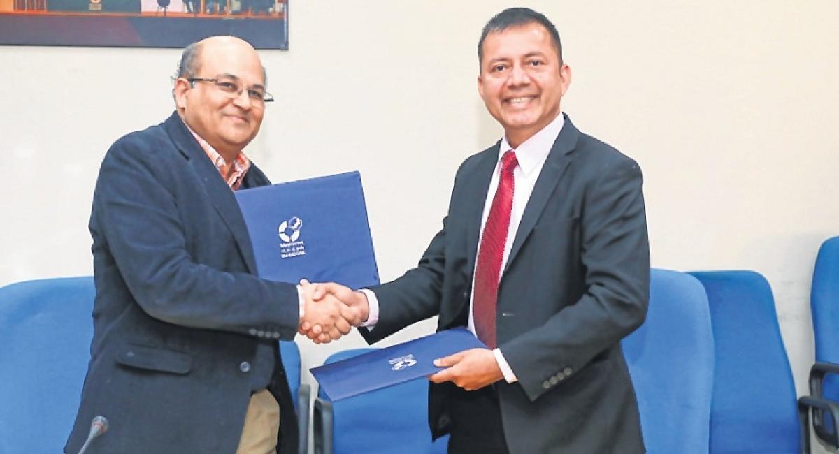 Indore: IIM-I to focus  on int'l exposure, research, Himanshu Rai