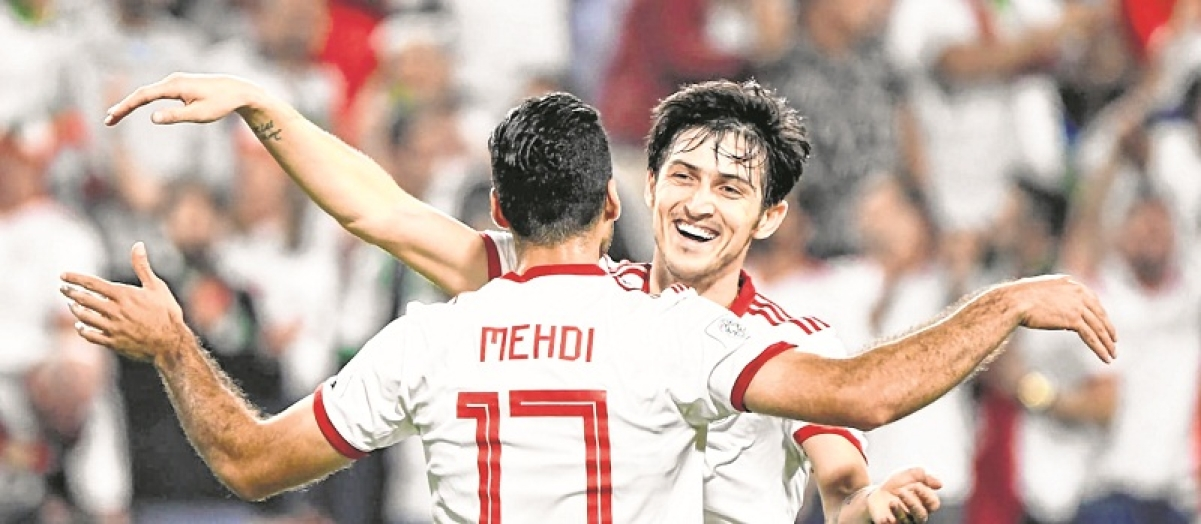 AFC Asian Cup 2019: Asian giants Iran and Japan to battle for place in final