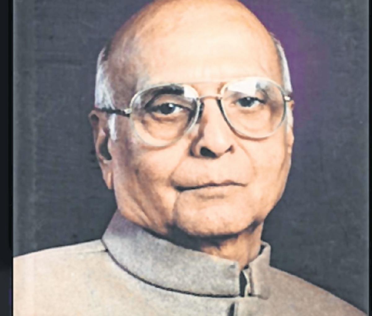 Former Bombay HIgh Court Justice Chandrashekhar Dharmadhikari dies