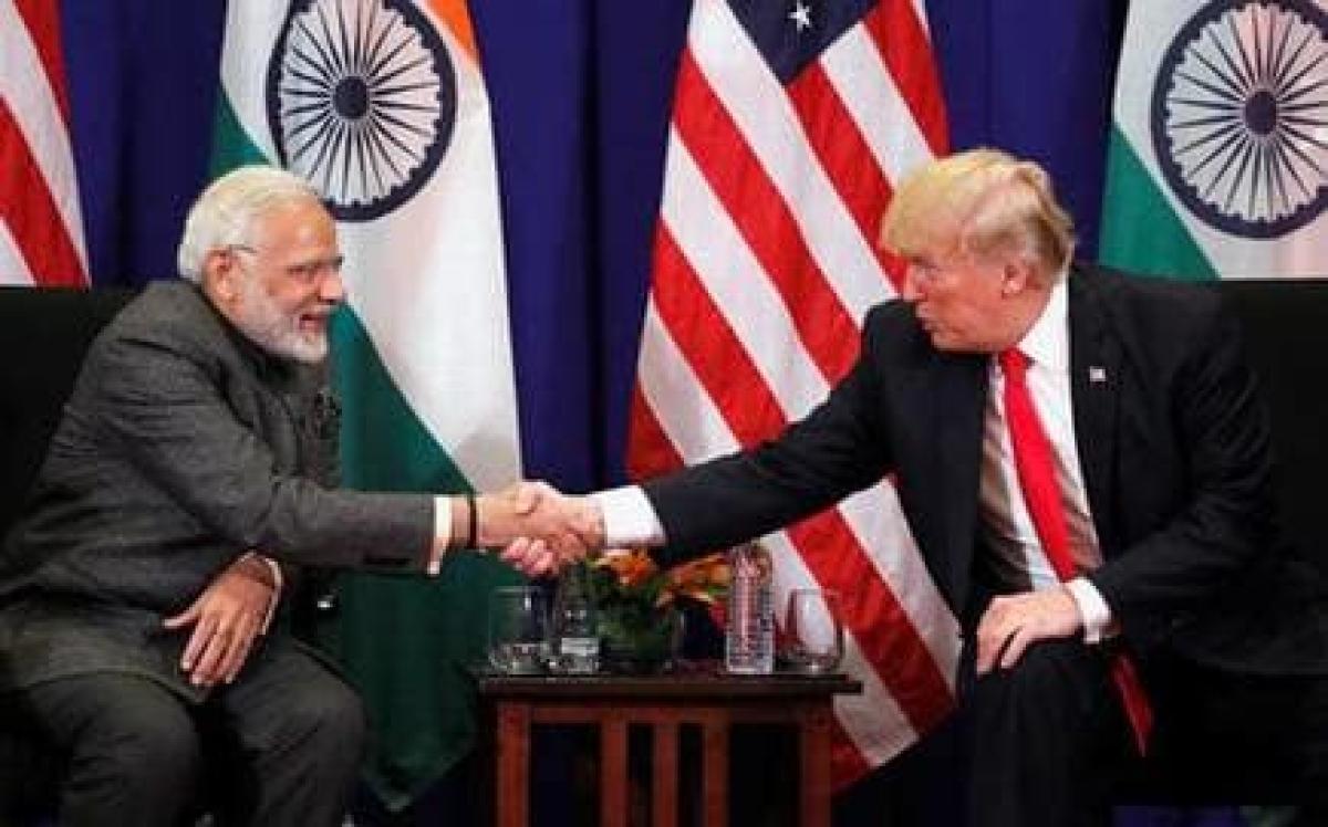 2+2: India, US discuss Indo-Pacific ties