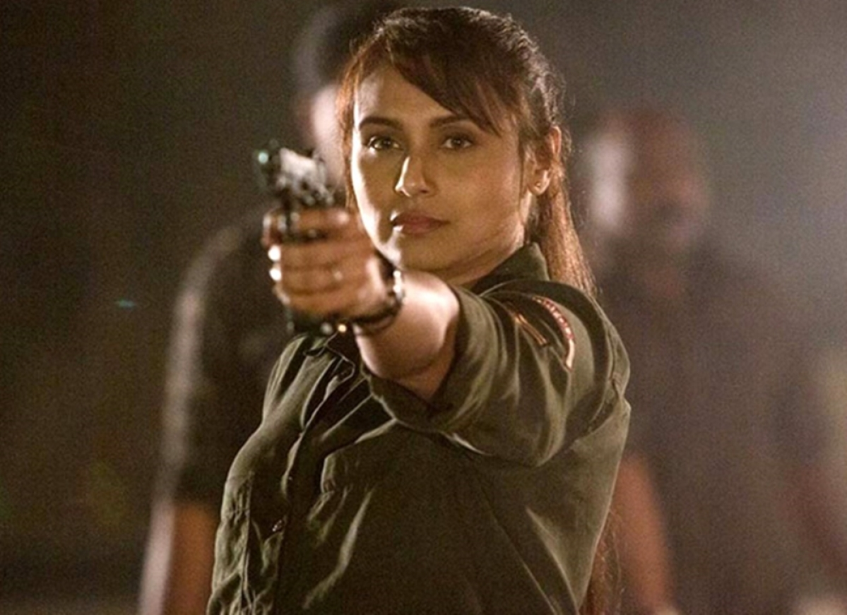 Rani Mukerji to fight against a 21-year old merciless villain in 'Mardaani 2'