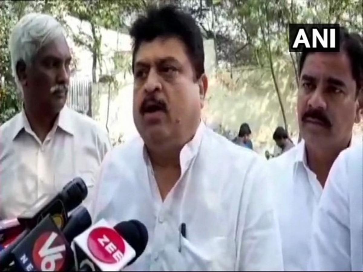 EVM hack show was Kapil Sibal's conspiracy: BJP leader N Ramachandra Rao