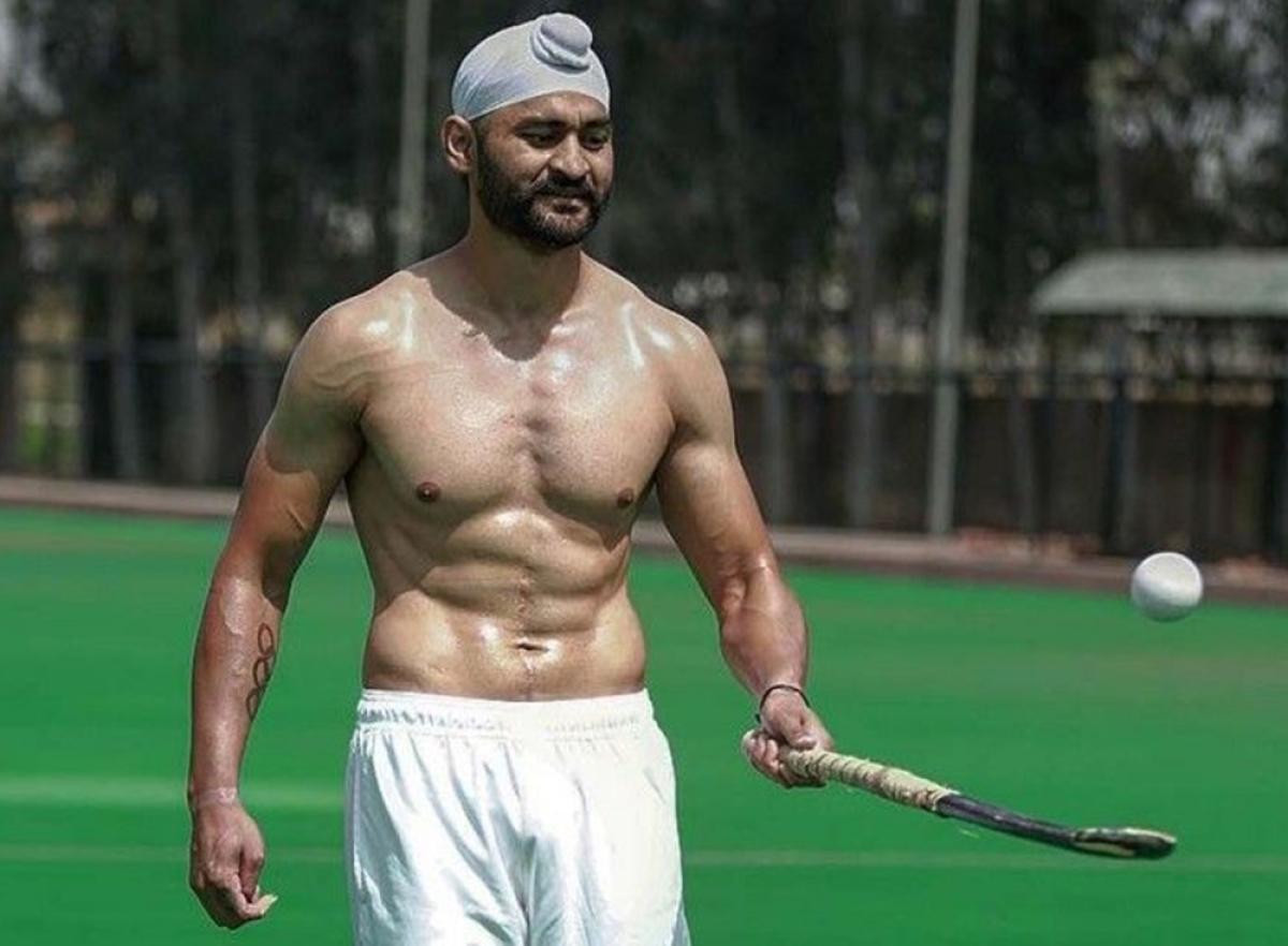 I'm ready to take up acting: Hockey star Sandeep Singh