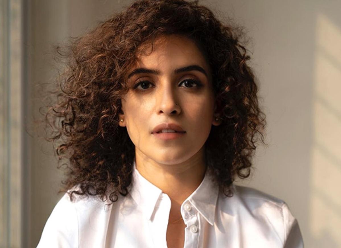 Sanya Malhotra grooves on Aishwarya Rai Bachchan's popular track 'Dil Dooba' and the result is WOW
