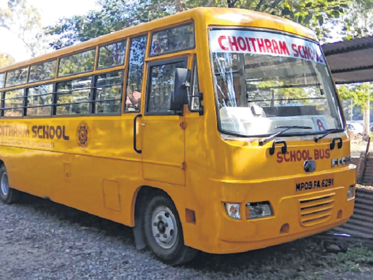 Indore: Monster schoolbus silences class 5 kid
