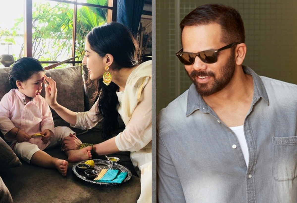 Not Ranveer and Sara, but Rohit Shetty wants Taimur to promote 'Simmba'
