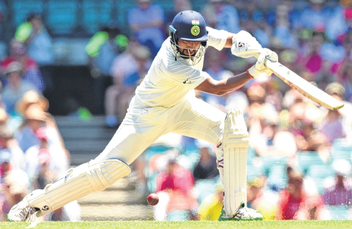 Rishabh Pant : Playing with proper batsman helped