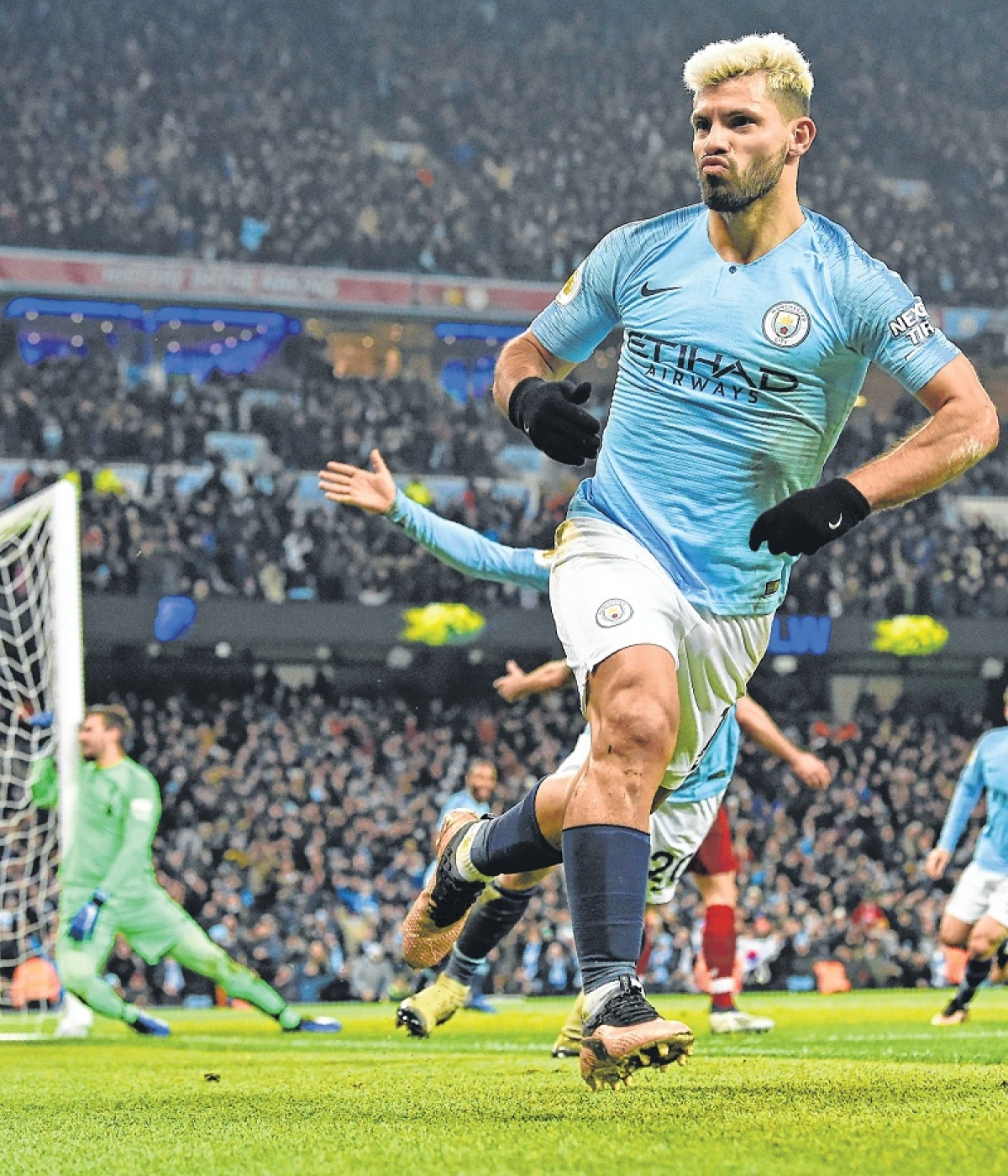 EPL: Man City snap Reds' unbeaten run