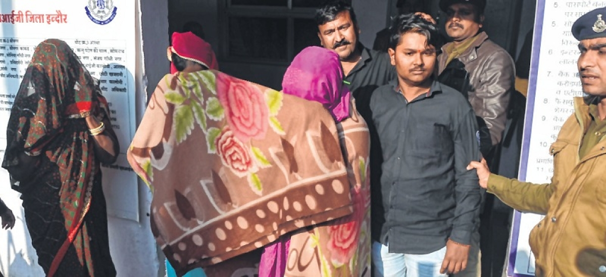 Indore: Sex racket busted, three women among 4 arrested
