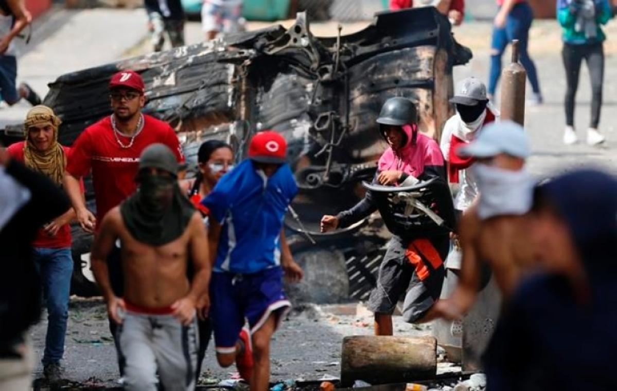 13 dead in 2 days of unrest in Venezuela