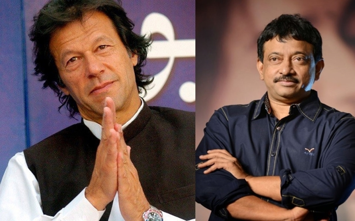 If problems can be resolved by dialogue, no need to marry thrice: Ram Gopal Varma to Pakistan PM Imran Khan