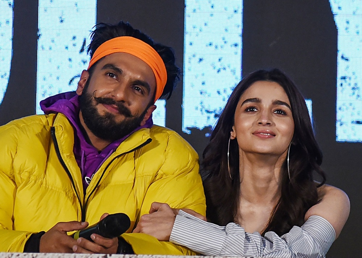 He will work only with me: Alia Bhatt on Ranveer Singh's modified contract for signing films
