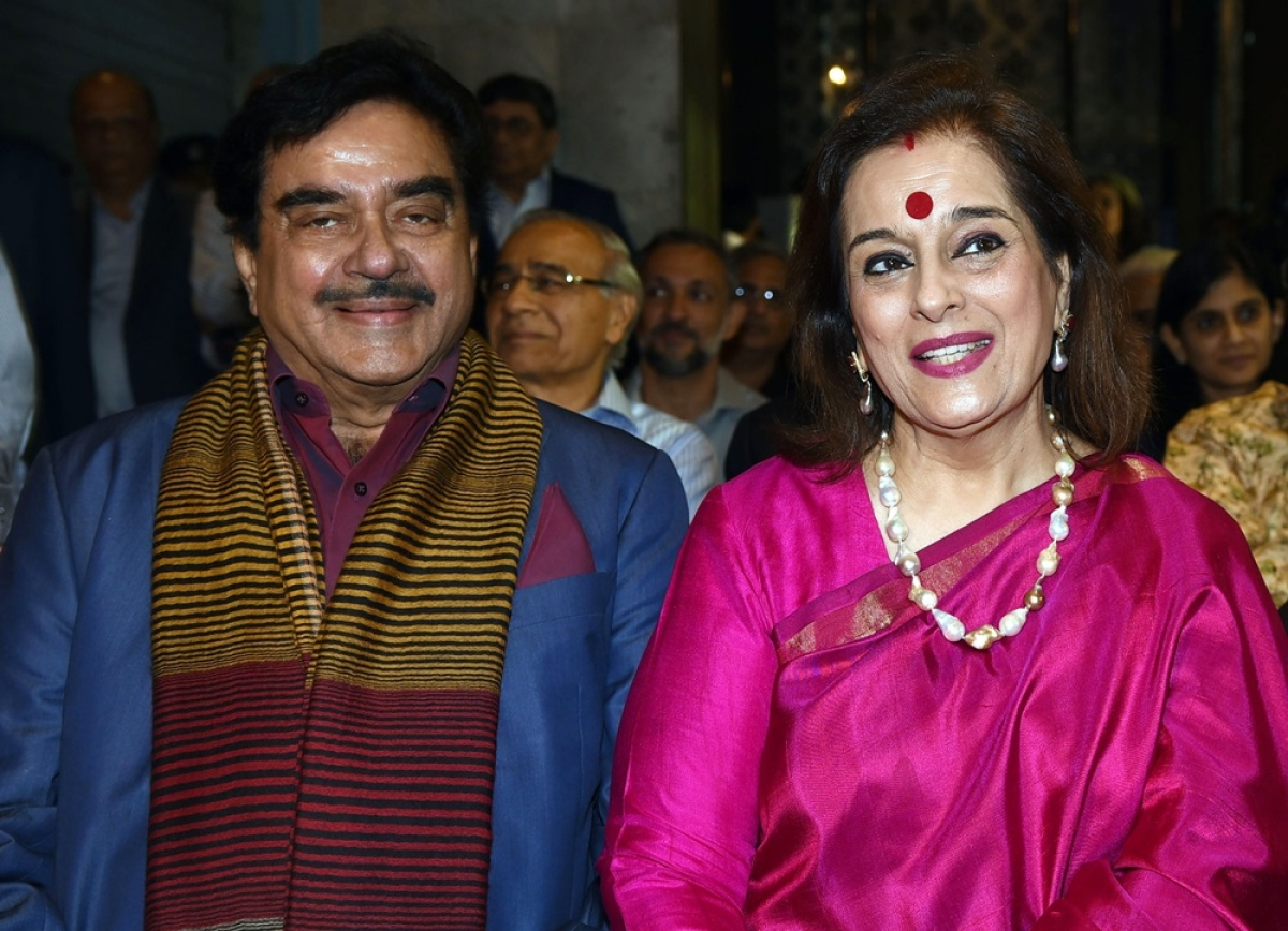 Fortunate my name is not in MeToo despite everything that I've done: Shatrughan Sinha