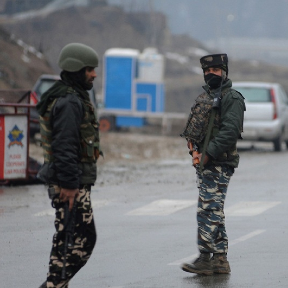 Security beefed up along the LoC over Pakistan's aggressive stance