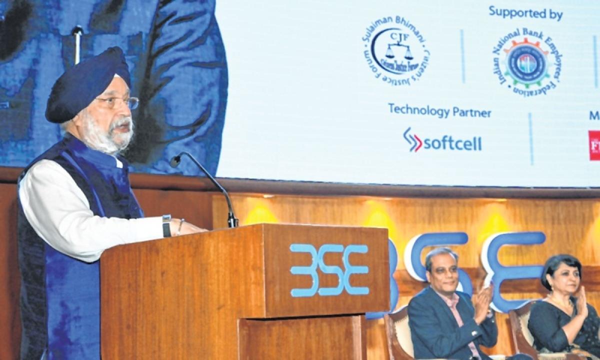 Framework for retired homes in making: Hardeep Singh Puri
