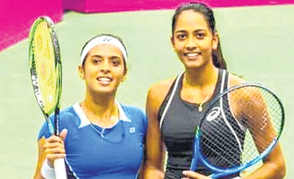 Fed Cup: All eyes on Ankita Raina, Karman Kaur as India start their campaign