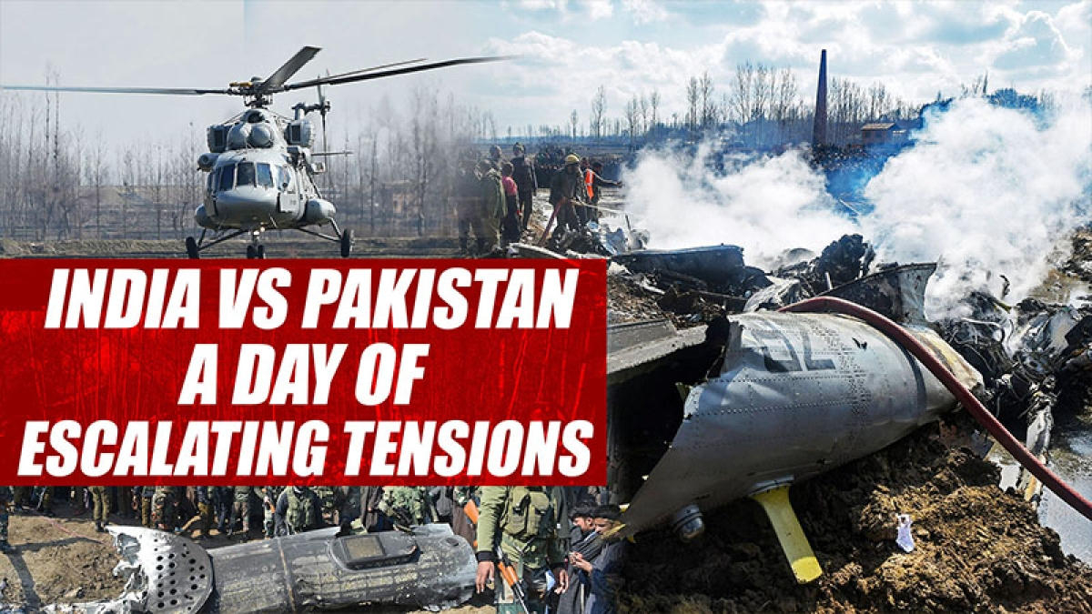 India vs Pakistan: A Day Of Escalating Tensions