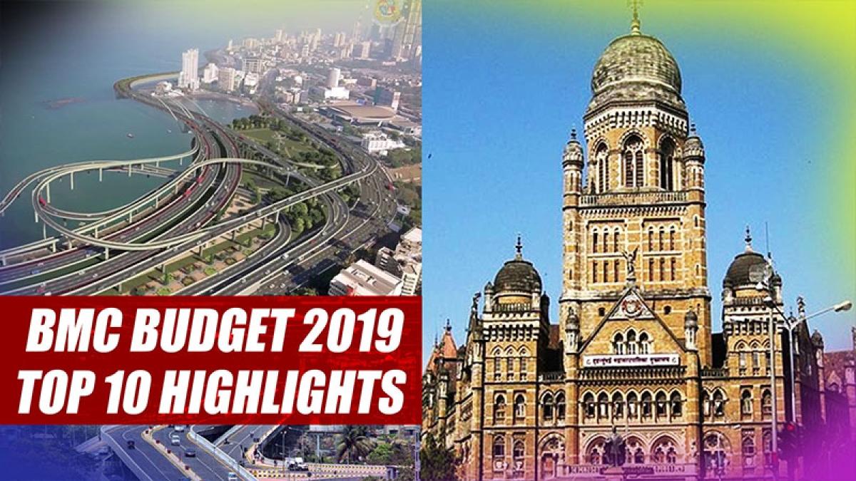 BMC Budget 2019, Top 10 Highlights