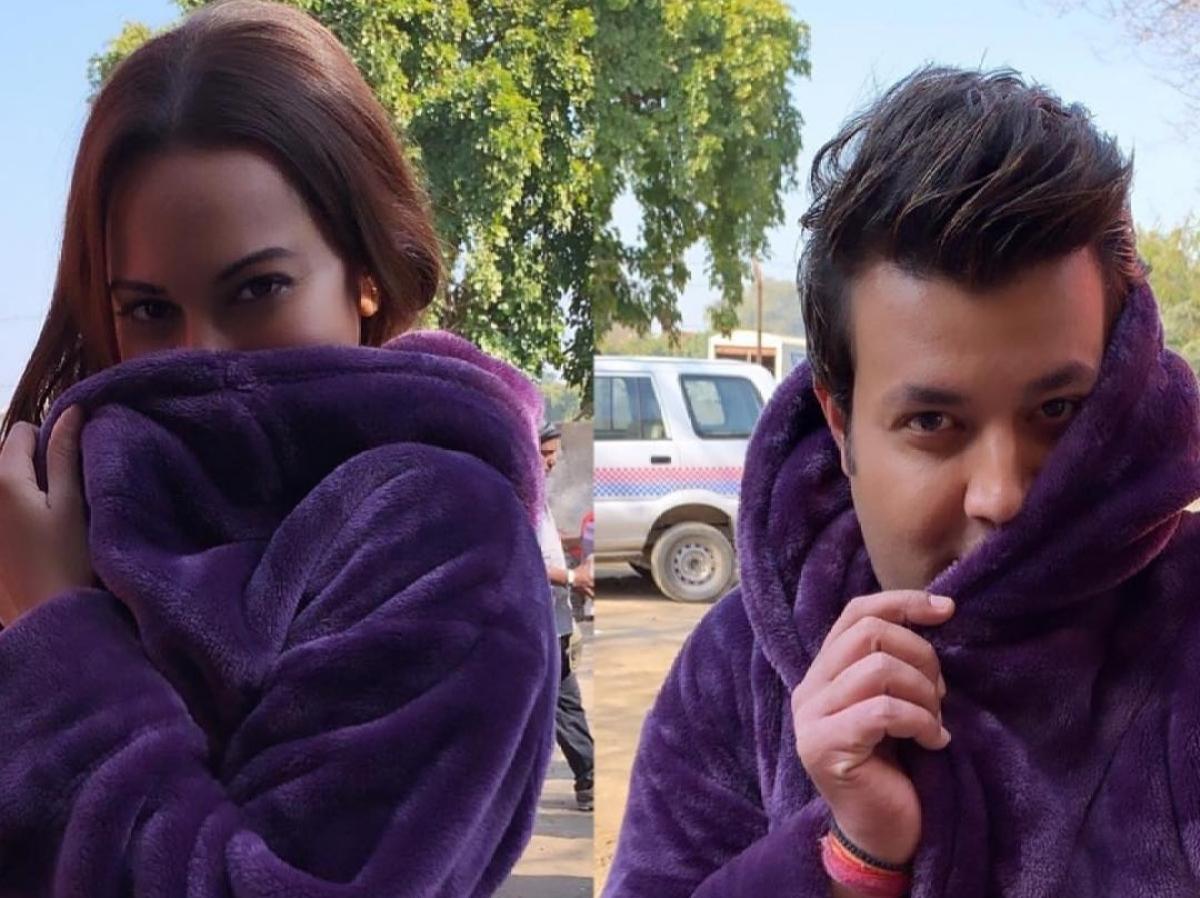 Asli Nakli 2.0! Sonakshi Sinha shares a hilarious twinning post with Varun Sharma