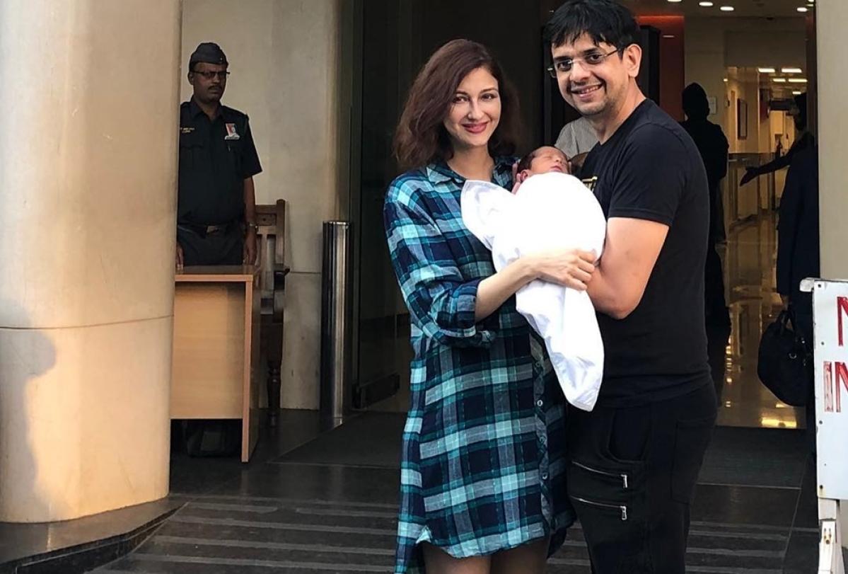 Bhabiji Ghar Par Hai fame Saumya Tandon's baby boy finally has a name; find out what