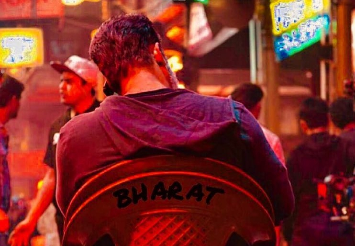 Bharat: Atul Agnihotri shares another BTS picture of Salman Khan