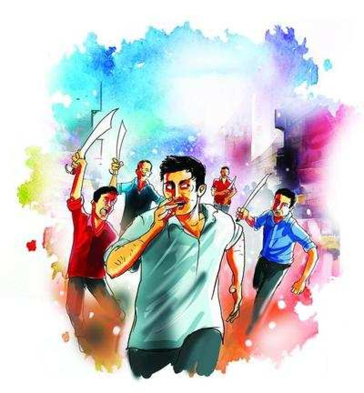 Indore: Youth stabbed by 4 over old rivalry