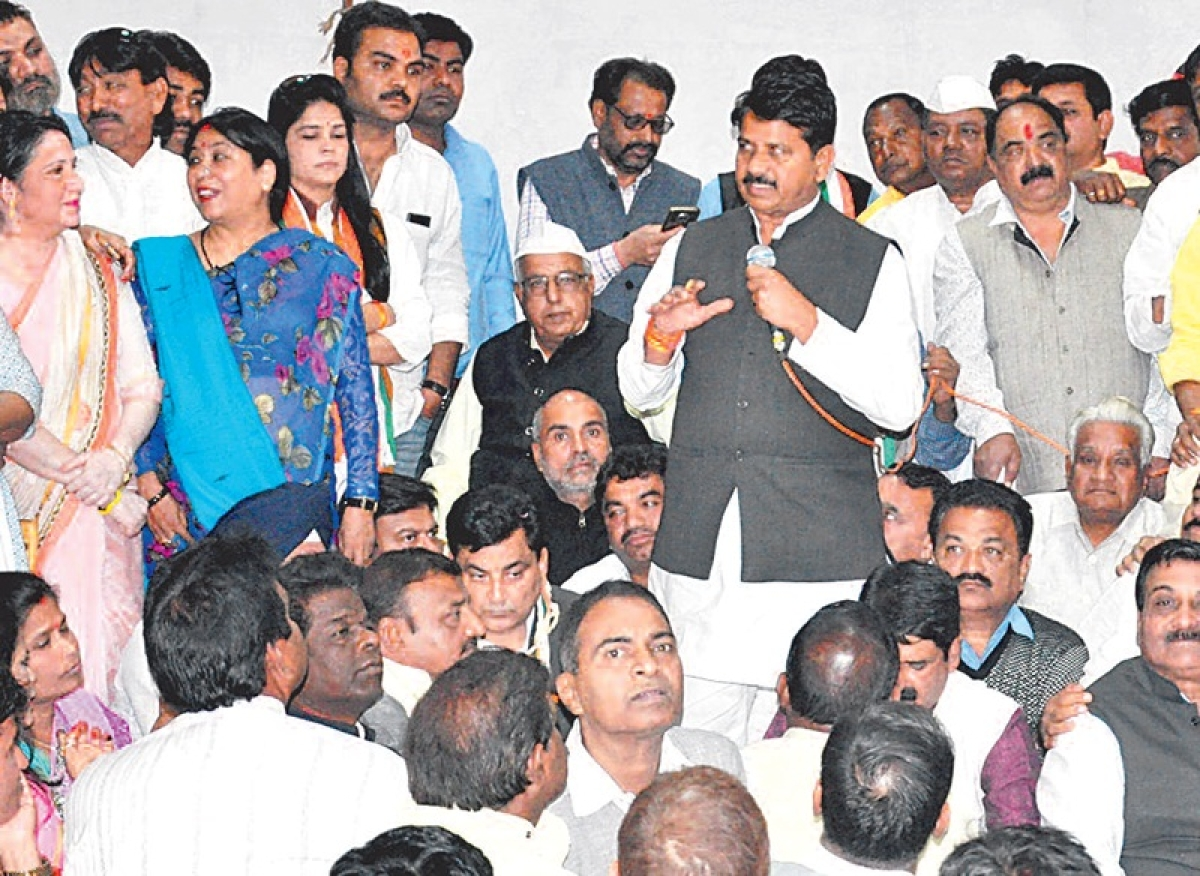 Indore: 40 buses, 1000 other vehicles for RaGa rally