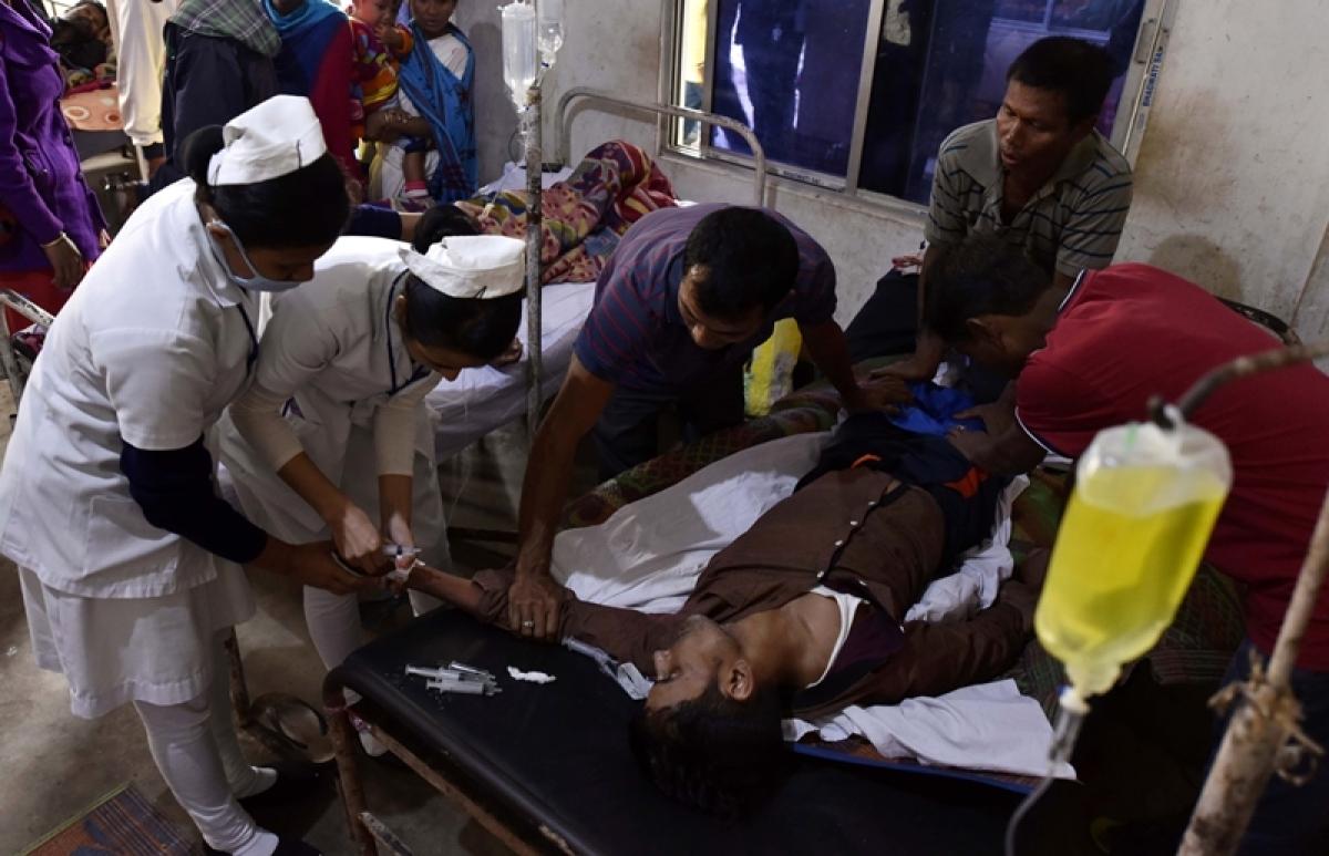 Nine 'coronavirus patients' on radar in Rajasthan
