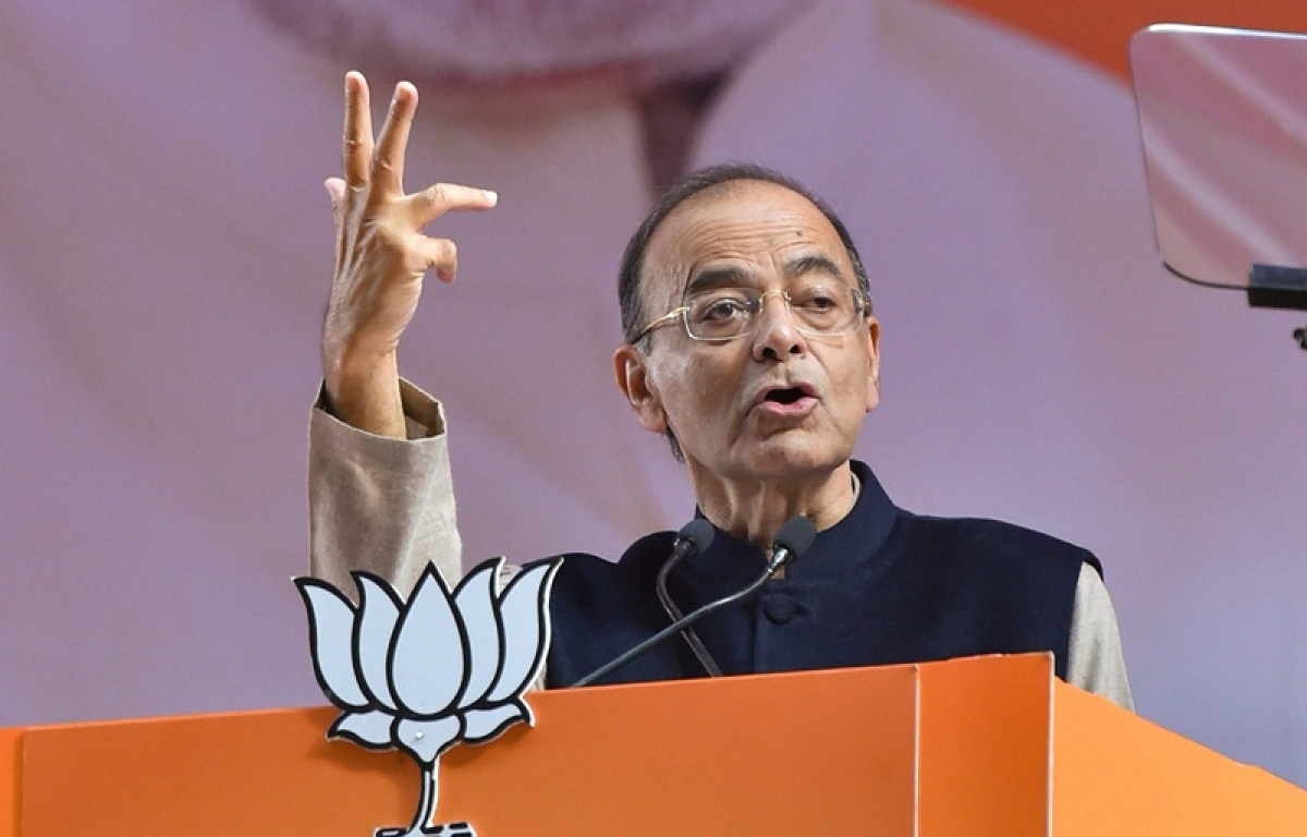Arun Jaitley slams opposition for backing Mamata Banerjee, calls them 'Kleptocrat's Club'