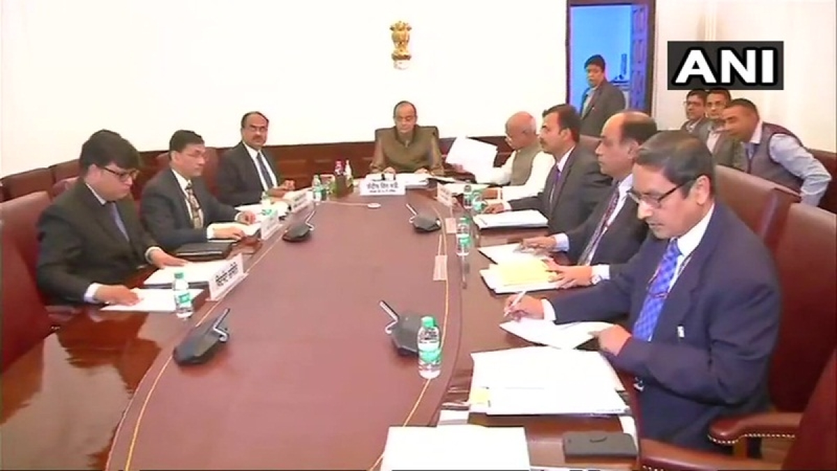 News Alerts! Arun Jaitley chairs 33rd GST council meeting through video conferencing
