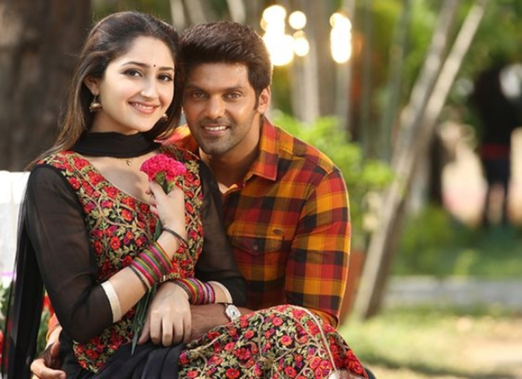 Sayyeshaa Saigal to marry Kollywood actor Arya in March this year