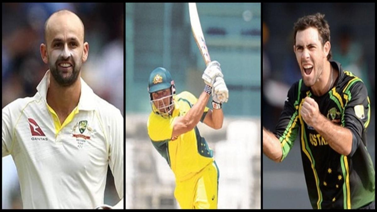 Australian Cricket Awards: Nathan Lyon, Marcus Stoinis, Glenn Maxwell receive top honours