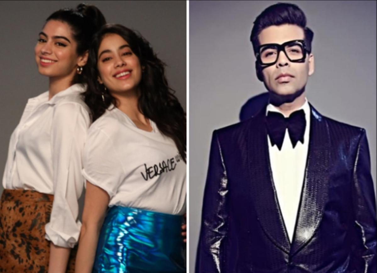 BFFs with Vogue: After Janhvi Kapoor, Khushi Kapoor wants Karan Johar to become her mentor
