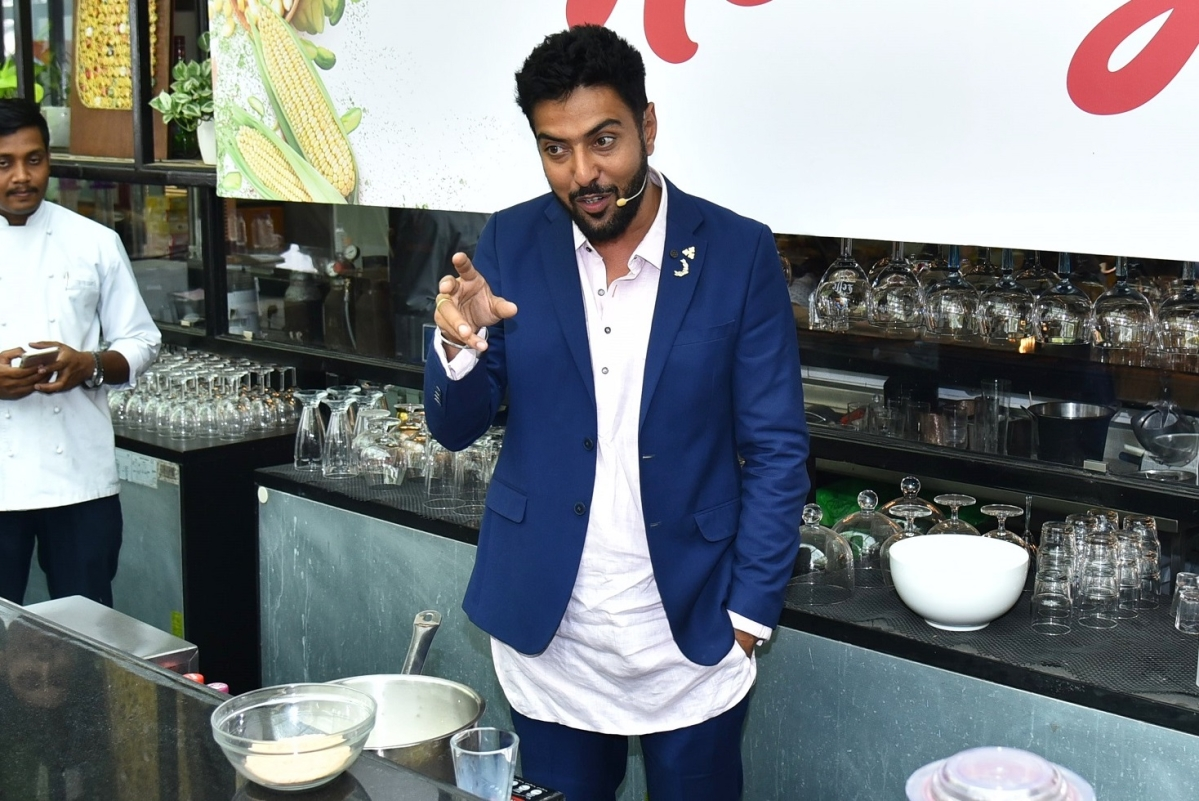Indian flavours are my identity: Chef Ranveer Brar takes us on a nostalgic food ride