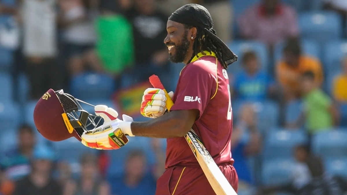 Chris Gayle not picked for West Indies squad in Test series vs India