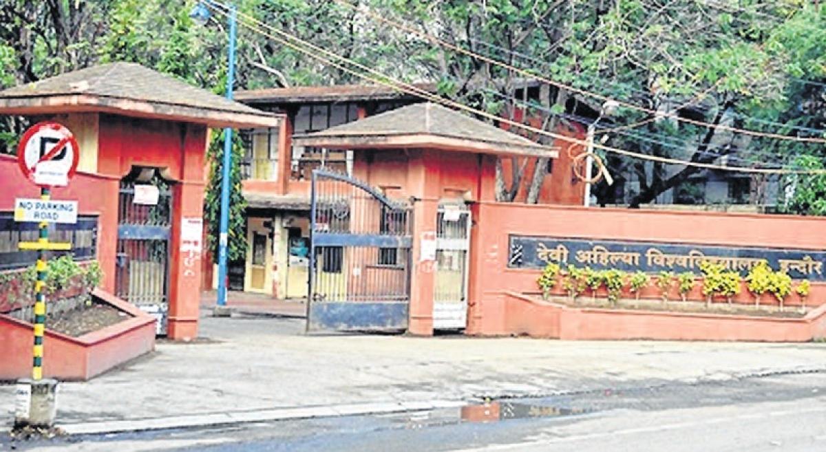 Indore: Citing Gangaur, Devi Ahilya Vishwavidyalaya postpones today's exam