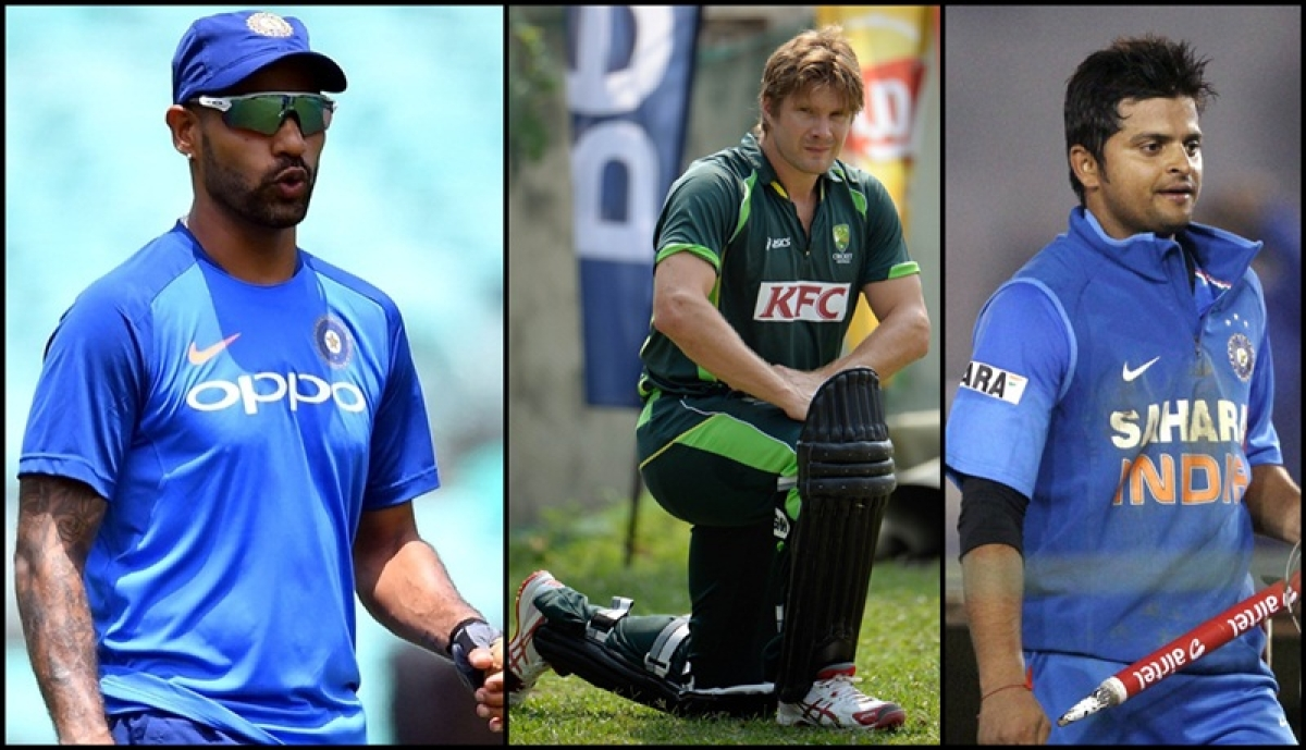 India vs Australia flashback: When Shikhar Dhawan, Suresh Raina mocked a hobbling Shane Watson