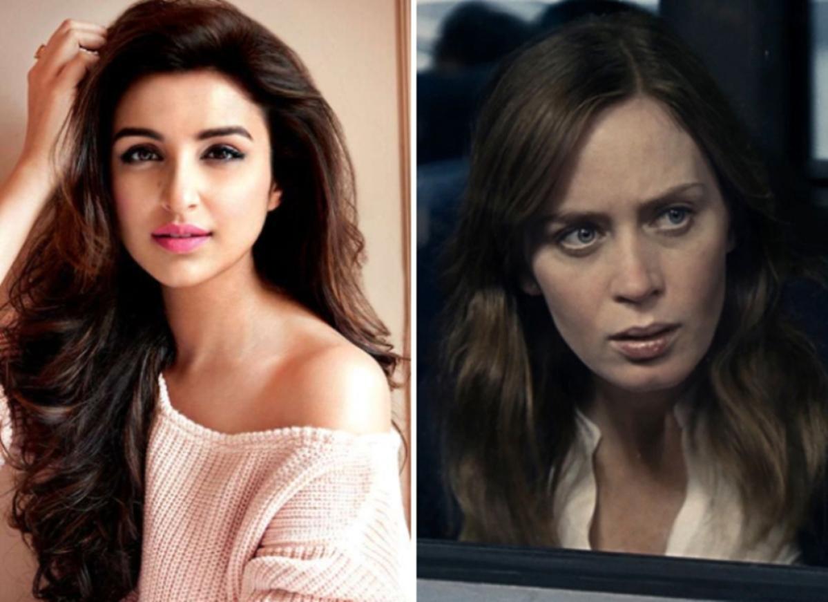 Parineeti Chopra to star in 'The Girl On The Train' remake