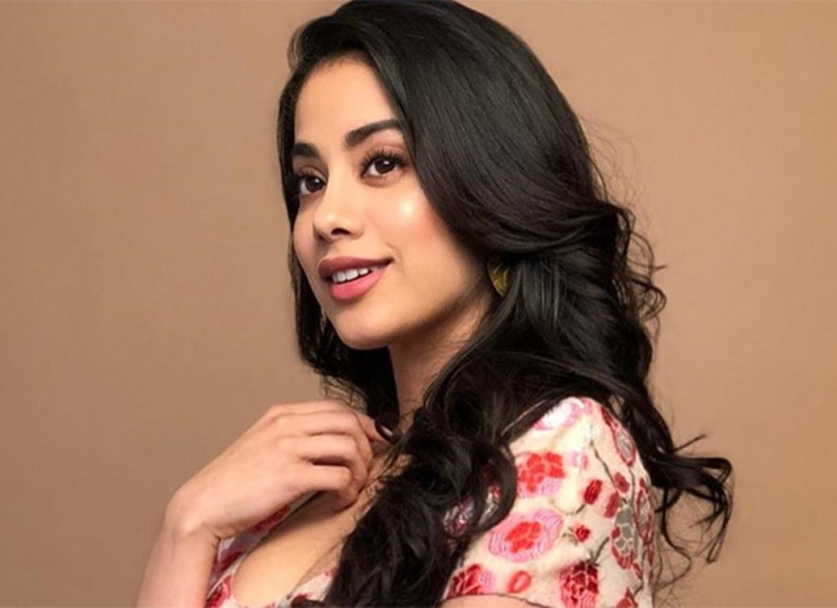 Janhvi Kapoor gains weight for Gunjan Saxena biopic