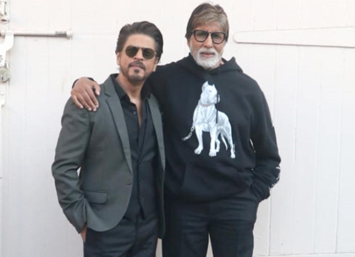 Whoa! Shah Rukh Khan and Amitabh Bachchan to reunite after 5 years