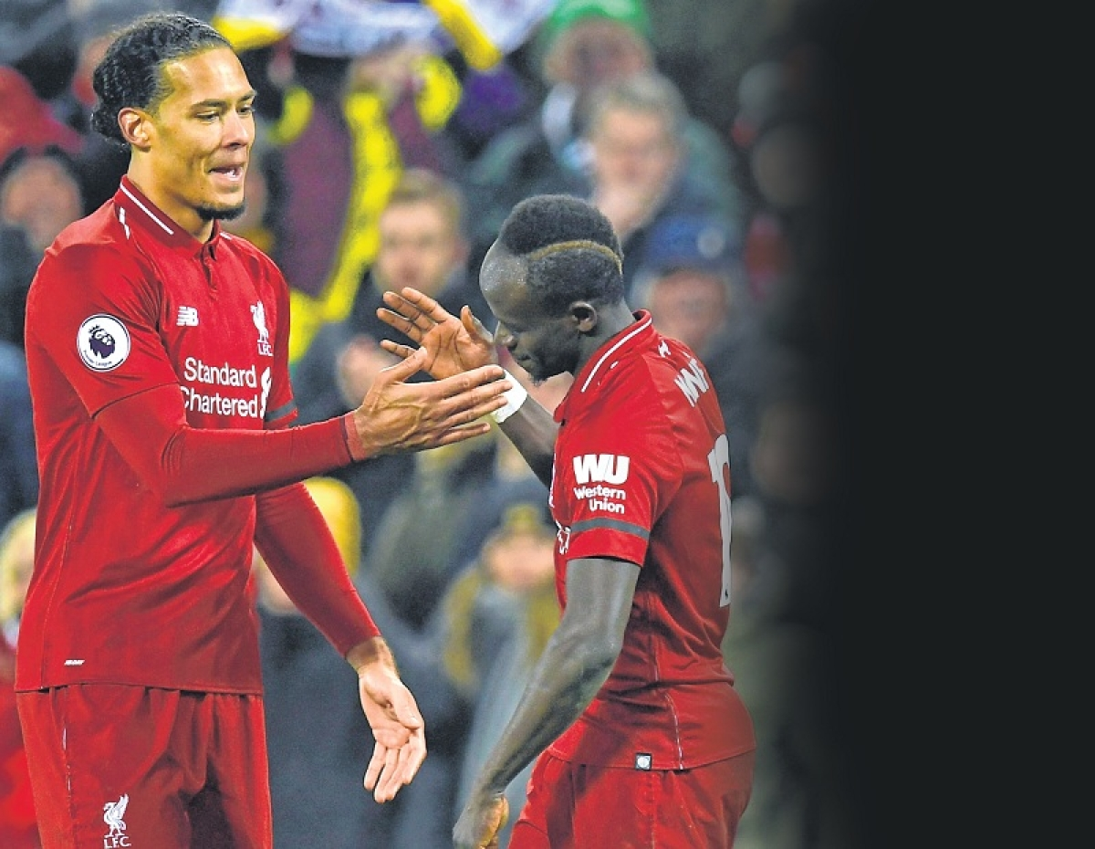 Champions League: All eyes on Anfield