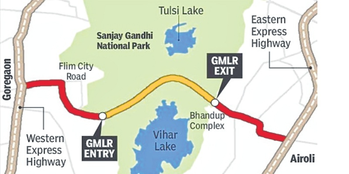 Mumbai: Goregaon-Mulund Link Road — green nod awaited