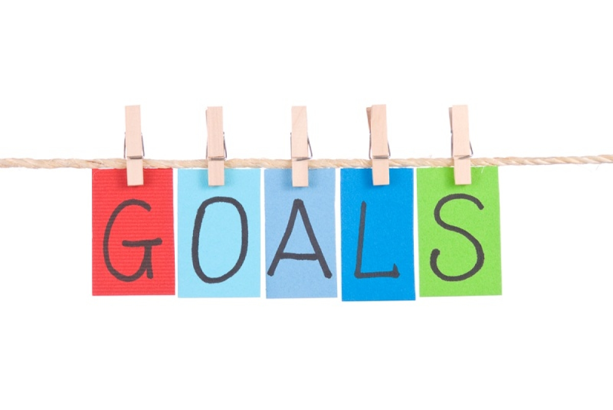 Setting realistic life goals is key to well-being