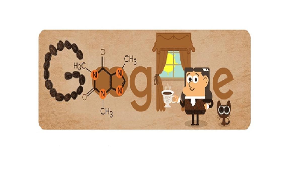 Google Doodle celebrates 25th birth anniversary of German chemist ...