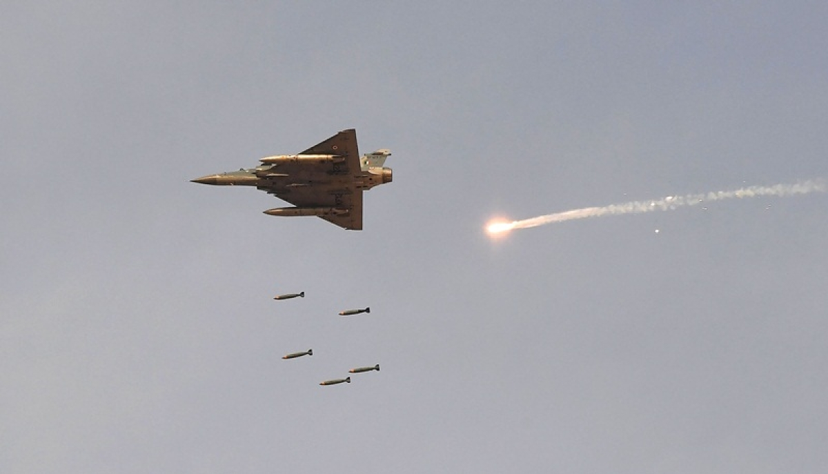 IAF carries out readiness exercise along Pak border in Punjab, Jammu to thwart Indian airspace violation