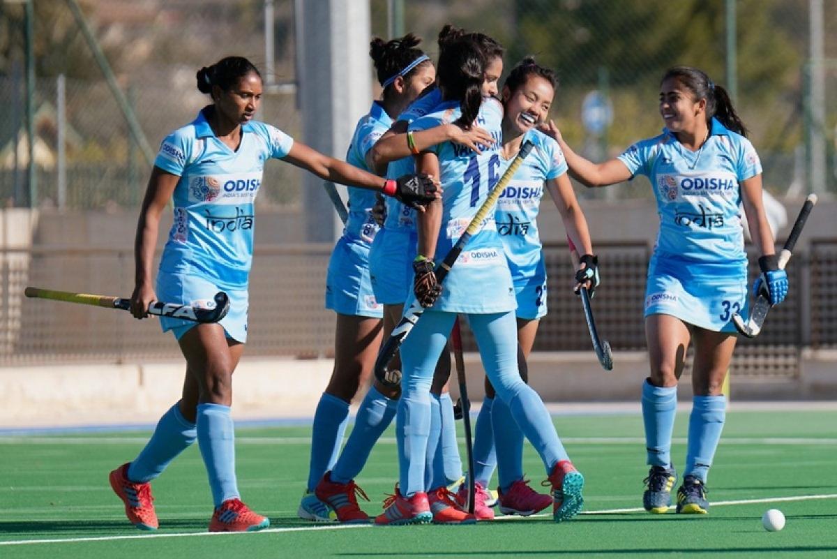 India bounce back, beat France 3-2